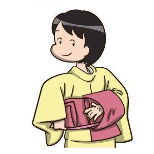 着付け教室へ通う時の服装や持ち物について
